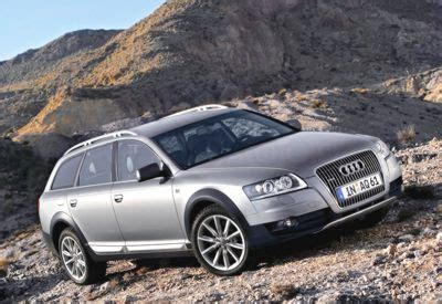 Audi Allroad Quattro Photos News Reviews Specs