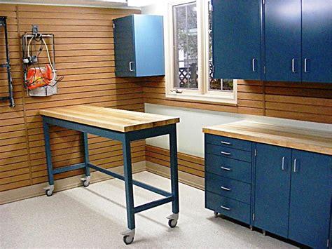 garage countertop ideas home designs cool garage workbench