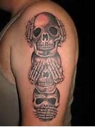 Evil Tattoo Images   D...