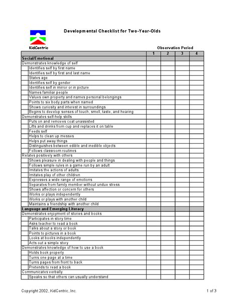 assessment 2 year page 1 of 3 assessment ideas 3   109b34f270021b9d5a69260ec9521c77
