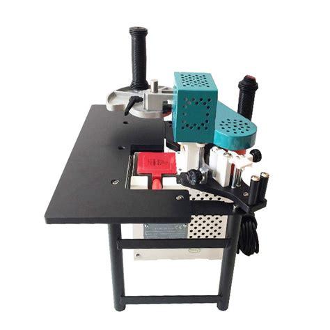 mxbaoheng jbt portable edge bander edge banding machine wood working bander gluing machine