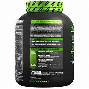 Combat Protein Powder By Musclepharm