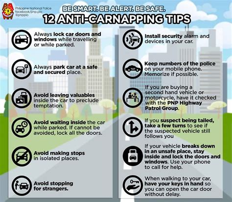 anti carnapping infographic