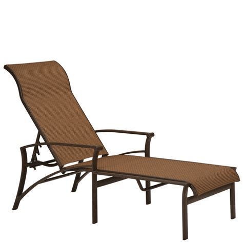 chaises discount tropitone 161132 corsica sling chaise lounge discount