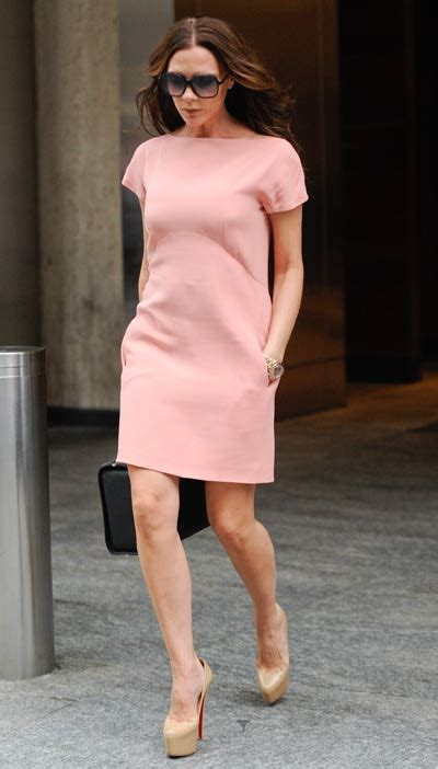 A Look At Victoria Beckham's Best Style Moments As She