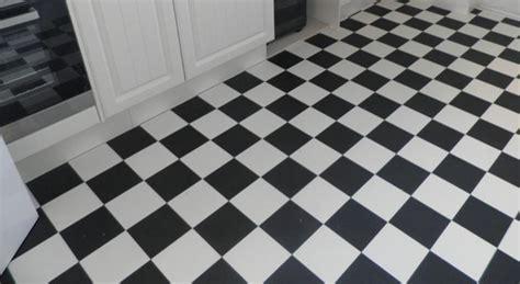 Checkered Vinyl Flooring Uk by Chequer Board Vinyl Flooring In Horsham Pean Flooring