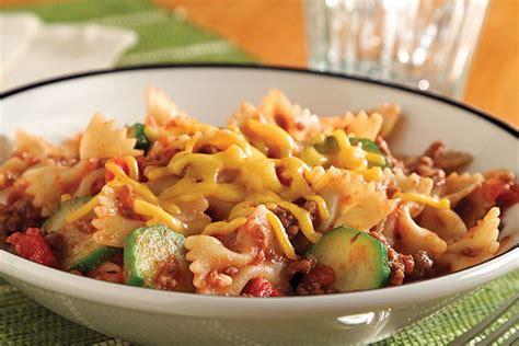 italian pasta dishes one pan italian pasta kraft recipes