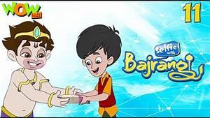 Kids Cartoon | Selfie With Bajrangi | Cartoon For Kids ...  Cartoon
