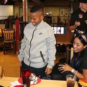 [Pics] K. Michelle's Son Chase Celebrates 12th Birthday ...