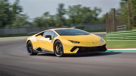 Lamborghini Huracan Hd Picture by 2018 Lamborghini Huracan Performante Wallpapers Hd