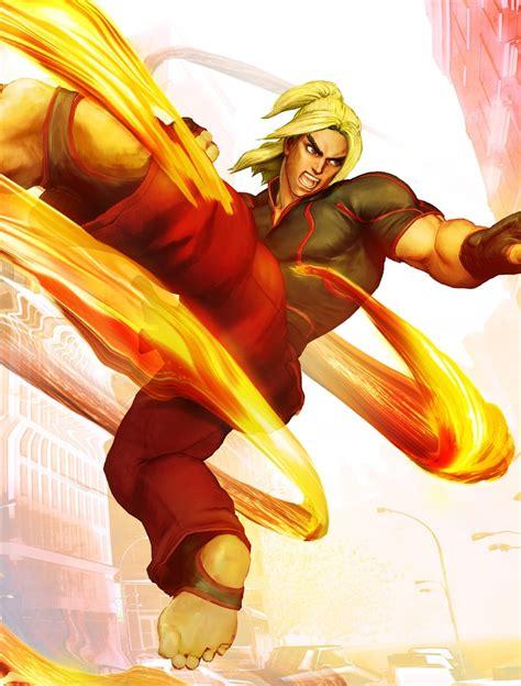 Ken Street Fighter V Wikia Fandom Powered By Wikia