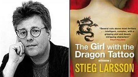 dragon tattoo sequel    book    bbc news