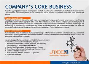 Company's Core Business