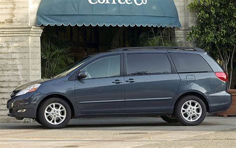 Used 2006 Toyota Sienna Pricing  For Sale Edmunds