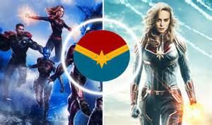 Avengers: Captain Marvel TRAILER coming next week?   Films ...