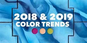 2018 & 2019 Color Trends Wunderlabel