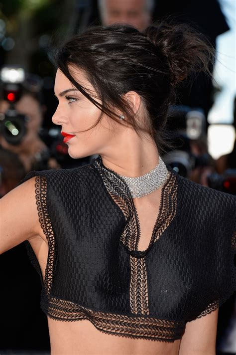 kendall jenner youth premiere   cannes film festival