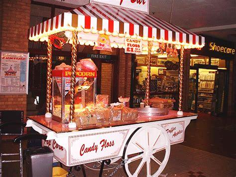 food carts  popcorn
