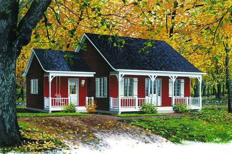 sq ft small country style house plan  bedroom  bath