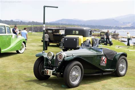 1935 Riley MPH Image. Chassis number 44T2415
