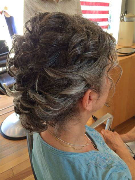 mother   bride hairstyle pretty dos mother