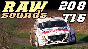 208 T16 R5 : raw sounds peugeot 208 t16 r5 part 2 youtube ~ Medecine-chirurgie-esthetiques.com Avis de Voitures