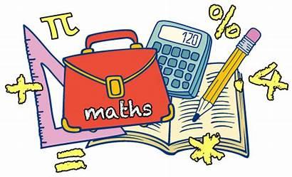 Math Clipart Primary Homework Maths Transparent Cartoon