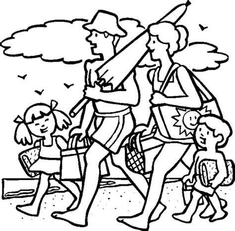 family fun coloring pages coloring home