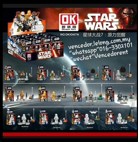 lego compatible oka star wars se    pm