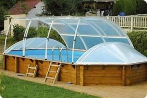 piscine hors sol acier metal ou bois images arts et With amazing piscine en bois semi enterree pas cher 8 les differents types de piscine hors sol en bois