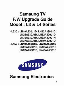 Firmware Upgrade Instruction L330 And L450 Pdf
