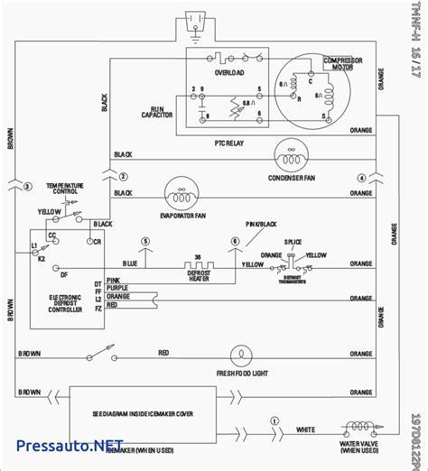 Whirlpool Refrigerator Wiring Diagram Free