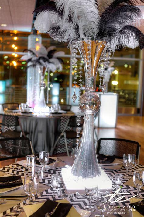 modern event decor