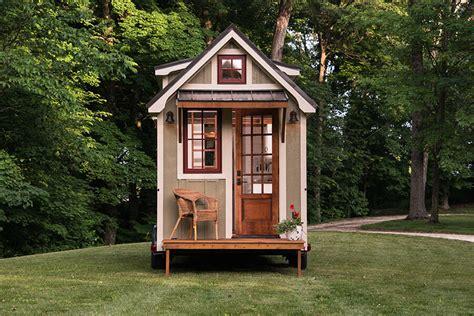 Tiny House 8 X 40 320 Sq Ft With W/o Wheels Lofts 1-2