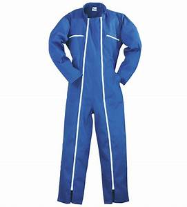 Cotte De Travail : combinaison professionnelle double zips bleue w rth modyf ~ Edinachiropracticcenter.com Idées de Décoration