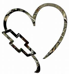 Like the camo heart without the Chevy emblem. | Tattoos ...