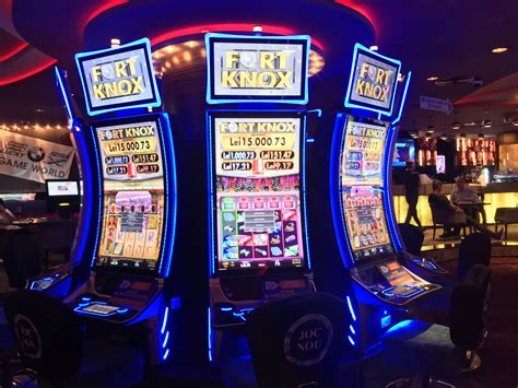Fort knox is a united states army installation in kentucky, south of louisville and north of elizabethtown. IGT Fort Knox la Game World București Mall - CASINO LIFE ...