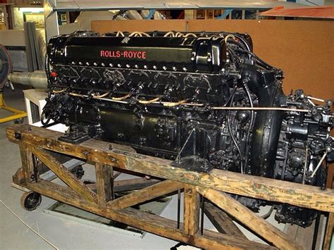 Most Powerful Engine Made by The Rolls Royce Griffon Engine One Of The Most Powerful