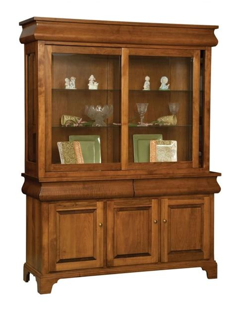 cheap china hutch 79 best images about amish hutches display cabinets on