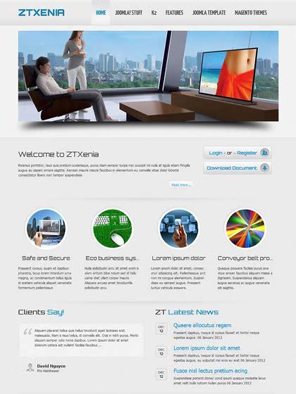 free joomla templates premium responsive joomla templates