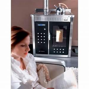 Poele A Granule Hydro : cuisiniere granul s ~ Melissatoandfro.com Idées de Décoration