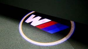 Logo M Bmw : led logo einstiegsbeleuchtung bmw m power youtube ~ Melissatoandfro.com Idées de Décoration