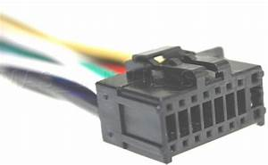 Wire Harness For Pioneer Deh