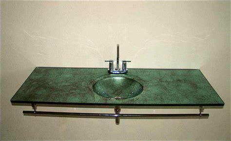 Waschtisch Mit Glaswaschbecken by Waschbecken Aus Glas