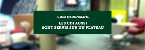 la cuisine de comptoir mcdonald 39 s offre d emplois et recrutement