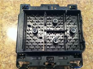 Sell 2008 Chevy Malibu Rear Trunk Fuse Box Panel