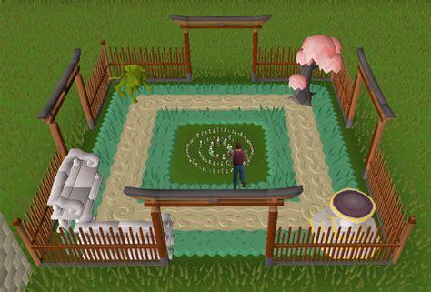 superior garden  school runescape wiki fandom