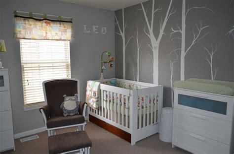 Baby Leo's Nursery
