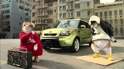 Kia Cars Commercial by Kia Hamster Rap Commercial