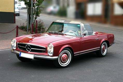 Tips For Buying An Old Mercedes